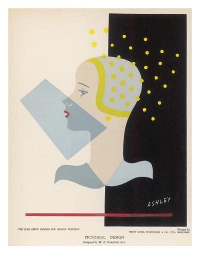 Female Type 1931--Giclee Print