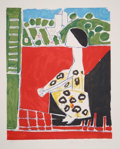 Femme Accroupi, 35-4-Pablo Picasso-Premium Edition