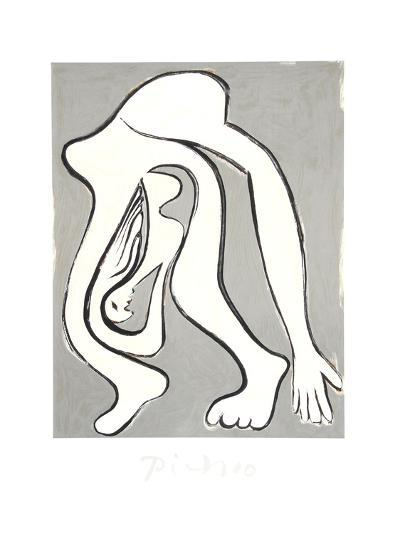 Femme Acrobate-Pablo Picasso-Collectable Print