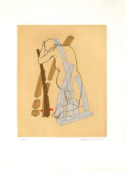 Femme Agenouillée-Marcel Jean-Limited Edition