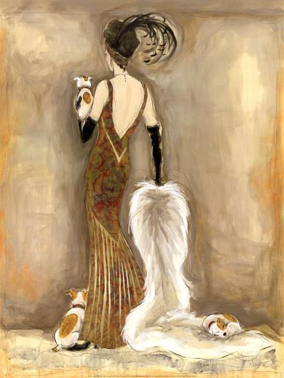 Femme Fatale III-Karen Dupr?-Art Print