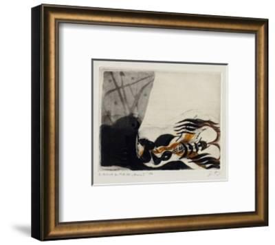 Femme I-Karl Brandstätter-Framed Limited Edition