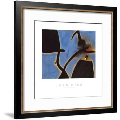 Femmes, Oiseau, 1973-Joan Miro-Framed Giclee Print