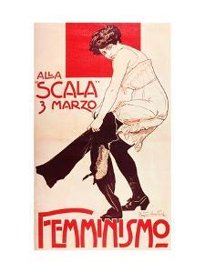 Femminismo (Poster)