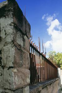 Fence, St Johns, Antigua