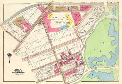 Fenway Park, 1917, Massachusetts, United States