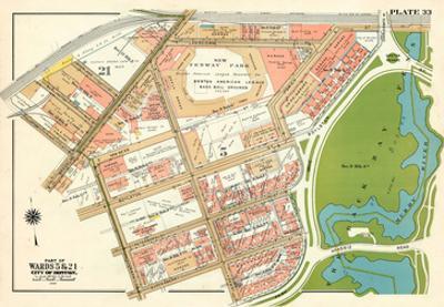 Fenway Park, 1938, Massachusetts, UnitedStates