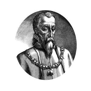 Ferdinand Alvarez De Toledo, Duke of Alva (1508-158), Spanish General and Statesman