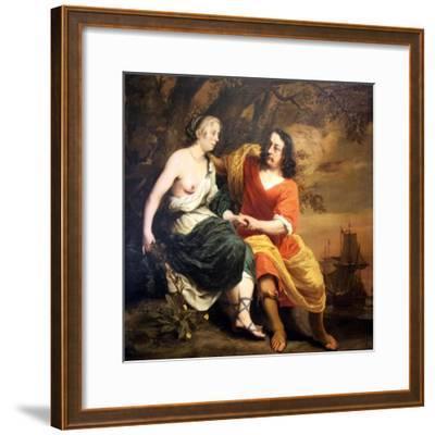 Bacchus and Ariadne, 1664
