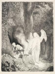 Gideon's Sacrifice, C.1642-43 by Ferdinand Bol