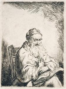 Man with Trefoil, C.1635-40 by Ferdinand Bol