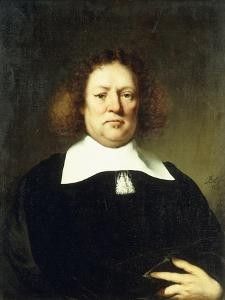 Portrait of a Gentleman by Ferdinand Bol
