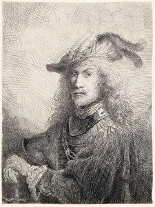 Portrait of an Officer, 1642 by Ferdinand Bol