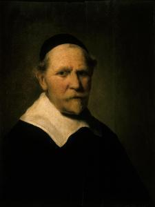 Portrait of an Old Man by Ferdinand Bol