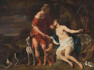 Venus and Adonis, 1657-60