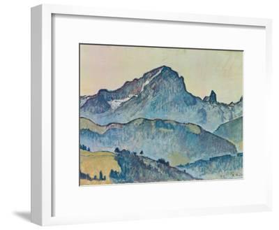 Le Grand Muveran (Berner Alpen), 1912