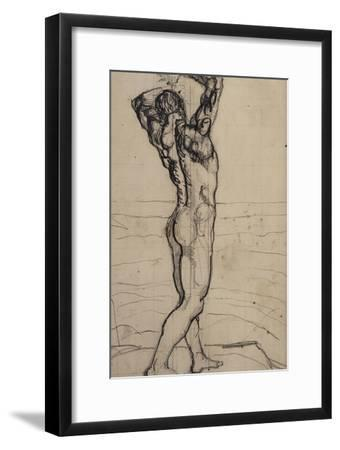 Male Act, Study for the Truth, c.1901-02
