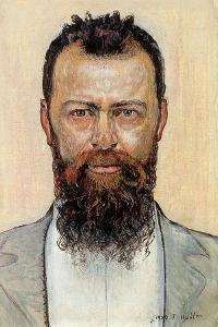 Self Portrait by Ferdinand Hodler