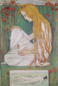 The Dream, 1897/1903 by Ferdinand Hodler