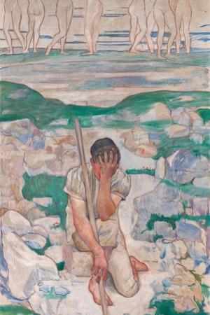 The Dream of the Shepherd, 1896