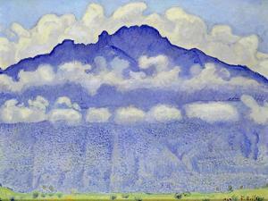 The Schynige Platte, Bernese Oberland, 1909 by Ferdinand Hodler