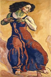 Woman in Ecstasy, 1911 by Ferdinand Hodler