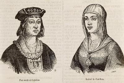Ferdinand II of Aragon, known as Catholic--Giclee Print