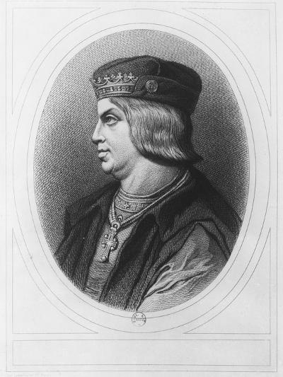 Ferdinand II, the Catholic--Giclee Print