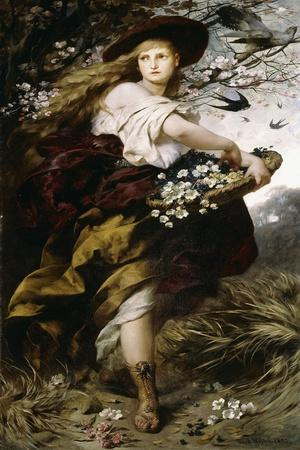 Flora. 1883