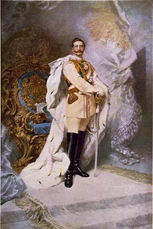 Wilhelm II, 1893
