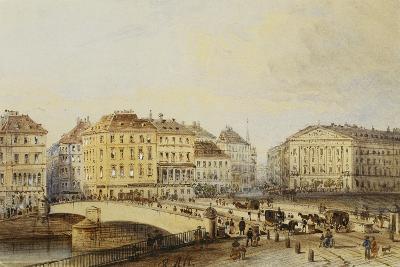 Ferdinandbrucke-Rudolph von Alt-Giclee Print