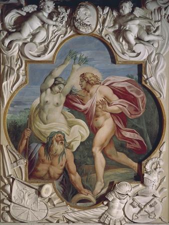 Mythology, 1695