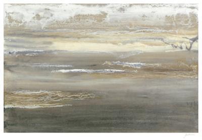 Gray Mist II by Ferdos Maleki