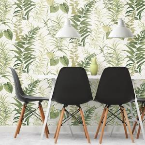 FERN FOREST REMOVABLE MURAL