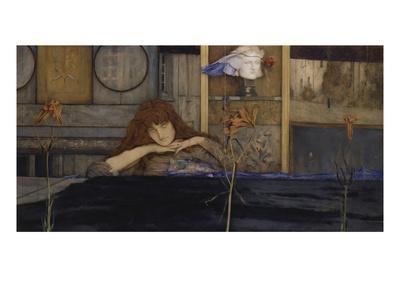 Ich Schliesse Mich Selbst Ein (I Lock My Door Upon Myself), 1891