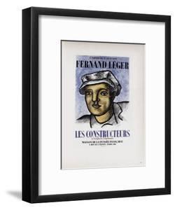 AF 1951 - Maison De La Pensée Française by Fernand Leger