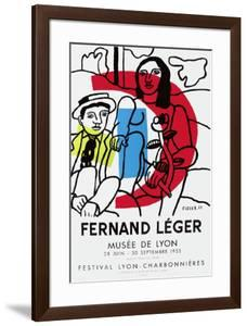 Expo Musée De Lyon by Fernand Leger