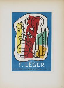 Galerie Louis Carre by Fernand Leger