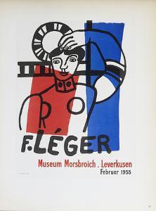 Museum Morsbroich by Fernand Leger