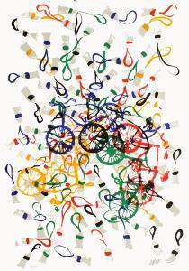 Bikes by Fernandez Arman