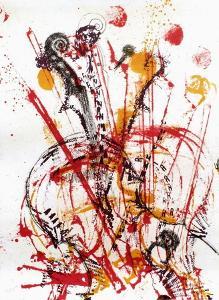 Impressions - Subjectif by Fernandez Arman