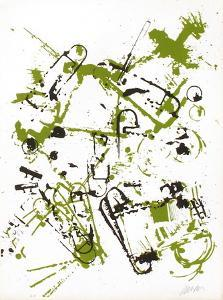 L'Interieur des Choses - le Transistor by Fernandez Arman