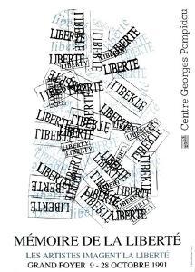 Mémoire De La IIberté by Fernandez Arman