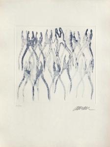 Pincees de Pinces by Fernandez Arman