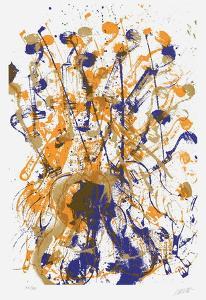 Trio cordes I by Fernandez Arman