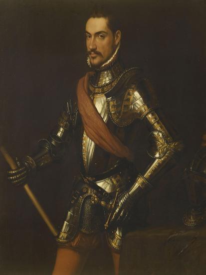 Fernando Alvarez De Toledo (1507-1582), Duke of Alba-Louis Coblitz-Giclee Print