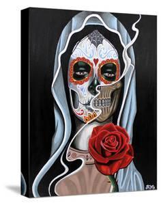 Skull Lady by Fernando Aparicio