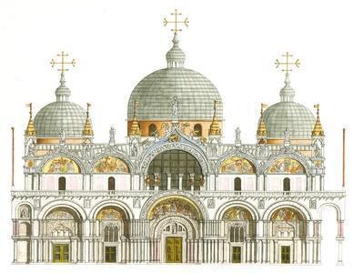 St, Mark's Basilica, Venice, Italy