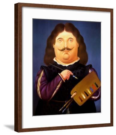 Portrait of Velazquez