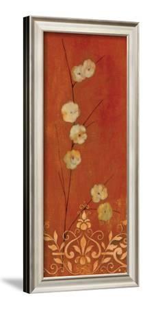 Sienna Flowers I